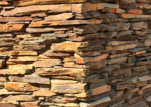 Piedra dimensionada